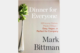 Cook the Book: Dinner for Everyone